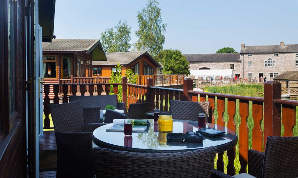 cumbria lodges