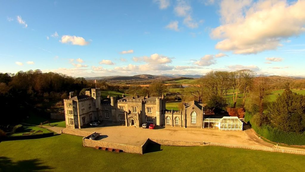 Places to stay near Leighton Hall